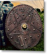Shield Of Faith Metal Print
