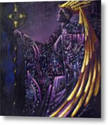 Shielded By Ineffable Names Thus I Rule Metal Print