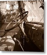 Shifting Gears...pennsylvania Ave. Wilkes Barre Pa. Metal Print