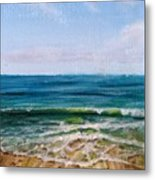 Shifting Sands Metal Print
