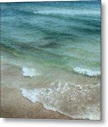 Shimmering Tide Metal Print