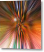 Shine On Metal Print