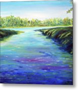 Shingle Creek Metal Print