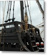 Ship 10 Metal Print