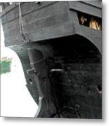 Ship 9 Metal Print by Joyce StJames