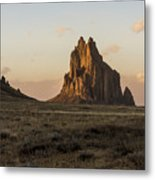 Shiprock 2 - North West New Mexico Metal Print