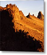 Shiprock New Mexico 2 Metal Print
