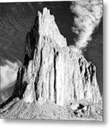Shiprock New Mexico Metal Print