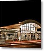 Shirlington Station Metal Print
