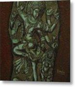 Shiva Metal Print