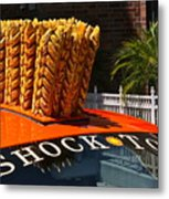 Shock Top Metal Print