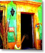 Shop El Quilete By Darian Day Metal Print