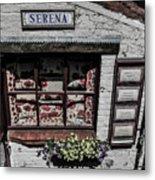 Shop Of Bruges Metal Print