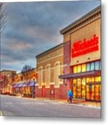 Shops In Murfreesboro Metal Print