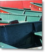 Shore Duty Metal Print
