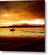 Shores of the Soul Metal Print