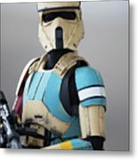 Shoretrooper Metal Print