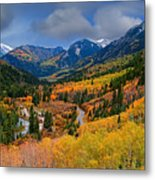 Show Me The Way Metal Print by Tim Reaves