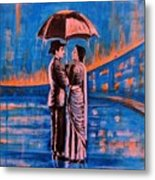Shree 420 Metal Print