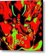 Shree Ganesha 2 Metal Print