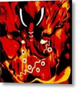 Shree Ganesha 9 Metal Print