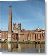 Sibley Mill Metal Print