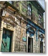 Side Street Homes Antiqua Guatemala 5 Metal Print