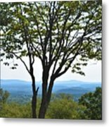 Sideling Hill Lookout  Metal Print
