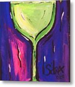 Sidzart Pop Art Series 2002 Margarita Baby Metal Print