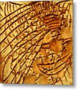 Sikh - Tile Metal Print