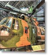Sikorsky Hh-3 Jolly Green Giant Metal Print