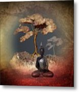 Silence -a- Metal Print by Issabild -