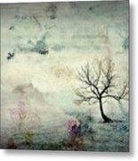 Silence To Chaos - 5502c3 Metal Print