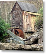 Silent  Echo Metal Print by Wallace Marshall