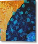 Silent Prayer Metal Print