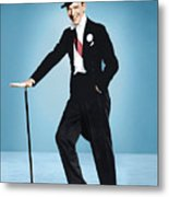 Silk Stockings, Fred Astaire, 1957 Metal Print by Everett