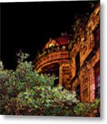 Silly Hall, Cuenca, Ecuador II Metal Print