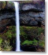 Silver Falls State Park Oregon 4 Metal Print