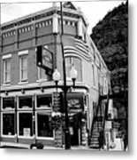 Silver Nugget - Ouray Metal Print