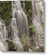 Silverdale Falls 2 Metal Print
