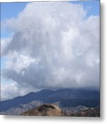 Silverwood Lake Metal Print