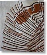 Simeon - Tile Metal Print