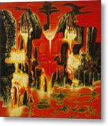 Simpathy For The Devil Metal Print