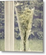 Simple Bouquet Metal Print