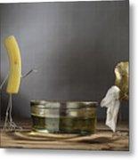 Simple Things - Potatoes Metal Print