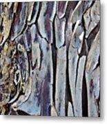 Simply Bark Metal Print