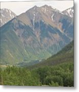 Simply Colorado 2 Metal Print