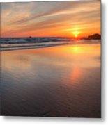 Simply Sunset Metal Print