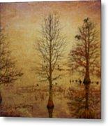 Simply Trees Metal Print