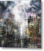 Sin City IIi Metal Print
